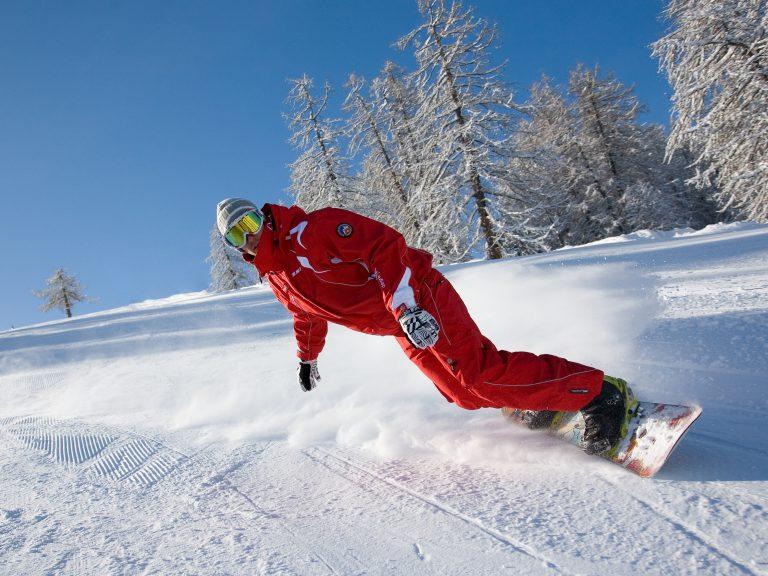 Le ski à Valberg