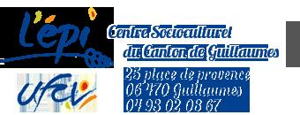 Premier centre social rural des Alpes-Maritimes : L'EPI,