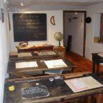 Musée des Atrs et traditions - salle de classe