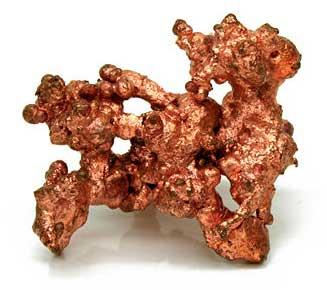 La minéralogie dans la réserve régionale naturelle