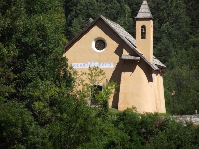 L'Eglise Notre dame de Buyeï