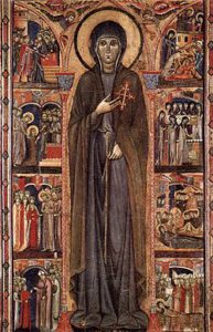 250px-Unknown_painter_-_Altarpiece_of_St_Clare_-_WGA23880