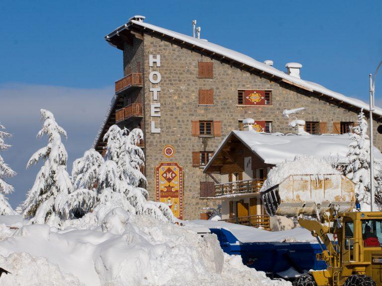 hôtel Le Chastellan à Valberg