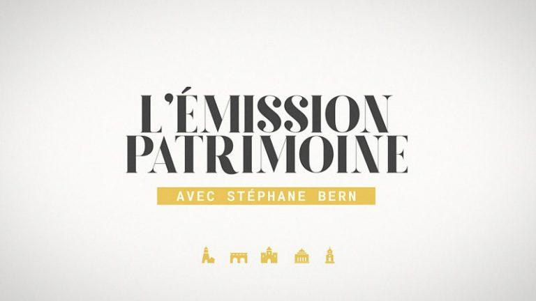 l'Émission Patrimoine #France2